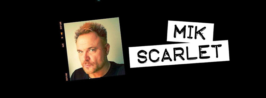 The Official Mik Scarlet Website