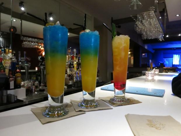 Cocktails at Bayou Soul