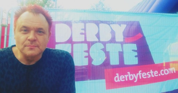 Mik at Derby Feste 2015