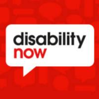Disability Now magazine logo