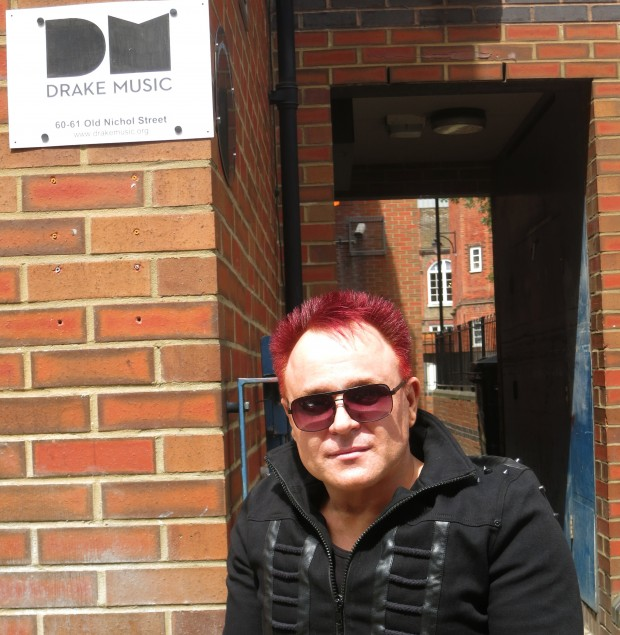 Outside Drake Music - Let the Creativity Flow!