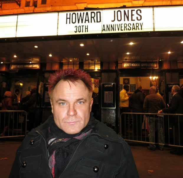 Waiting to see Mr Jones